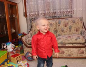 The story of William, a life with ectodermal dysplasia (written by his dad)